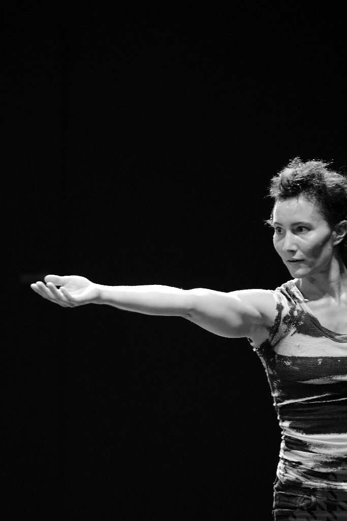 <b>Generace X</b>  choreography: <b>Michal Záhora</b> performer: <b>Helena Arenbergerová</b>  première at Divadlo Ponec, 21st October 2019